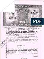 Year gap affidavit format for tcs gap certificate format yadclub Images
