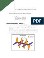 Specteometer Physics