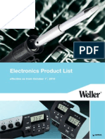 Electronics Product List 2010