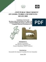 ProcurementRule NWFP