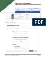 Inject Akun Facebook Dengan Email Baru