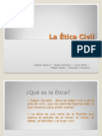 ÉTICA CIVIL  2003