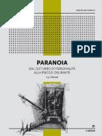 Espress Edizioni - Paranoia (Ugo Fornari) - Anteprima