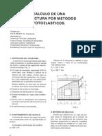 1983-2 Calculo de Una Estructura Por Metodos Fotoelasticos