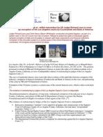 2011-05-26 PRESS RELEASE
