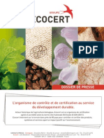 DP ÉCOCERT 2011