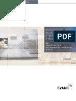 Demand Chain Optimization - Evant White Paper