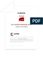 eBook Panduan Promosi Blog