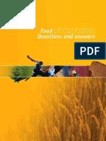 Food Phosphates -Q&A