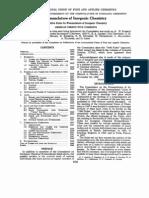 Nomenclature of Inorganic Chemistry[1]