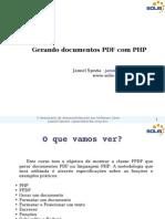 Gerando Documentos PDF Com PHP