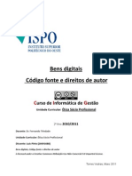 Software e Licenciamento