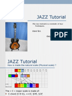 Jazz Tutorial