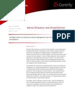 Centrify Wp Active Directory
