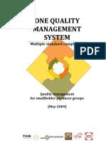 Qm Guidance Document 16