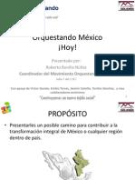 Orquestando México Se Líder v1