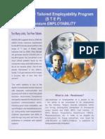 STEP Brochure