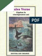 26 Jules Verne - Capitan La Cincisprezece Ani 1980