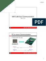 MATLAB GUI Communication Day 1 of 2 Best