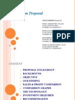 BMOM5203 - Presentation - Business and Organisation Management