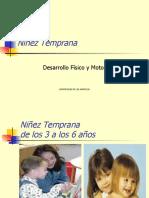 Ninez Temprana Desarrollo Fisico-Motor y Cognitivo.ppt 201110
