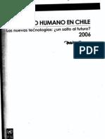 Desarrollo Humano en Chile PARTE I