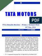 See the Tata Motors presentation