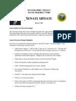 Newsletter 05-24-11