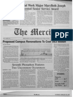The Merciad, Feb. 26, 1987