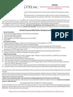 Press Relief Valv TestProc Web