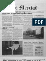 The Merciad, May 7, 1987