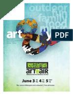 Art & Air 2011 Program