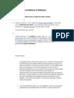 Fertilizantes Corretivos e Foliares (Larissa)