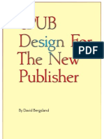 ePUB Design for The New Publisher