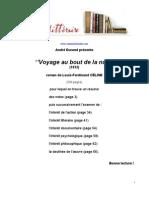 96 Celine Voyage Au Bout de La Nuit