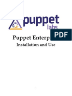Puppet Enterprise 1.0 Manual