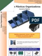 PROPLAST - Caixas Organizadoras B