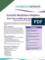 Helpline Information