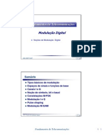 FT Modulacao Digital
