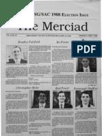 The Merciad, April 7, 1988