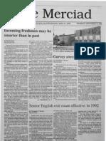 The Merciad, Sept. 15, 1988