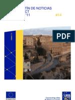 URBAN HOTSPOT 2.0, el reto de la integración de centros de conocimiento en la ciudad | Boletín mayo 2011