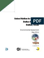 Union Station to Oak Cliff Dallas Street Care A