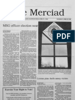 The Merciad, April 20, 1989