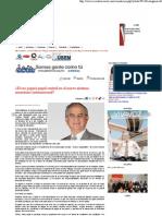 18-05-11 Columna Semanal Revista Viva Voz