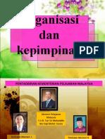 k3 Kepimpinan Dan Organisasi Bhg A