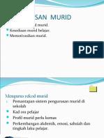 K4 PENGURUSAN MURID