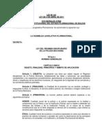 Ley Regi Disciplinario de La Policia Boliivana