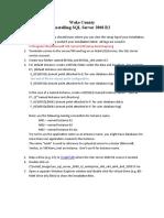 08_Installing SQL Server 2008 R2
