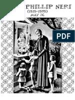 5.26 Saint Philip Neri